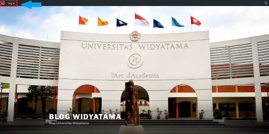 Blog Universitas Widyatama